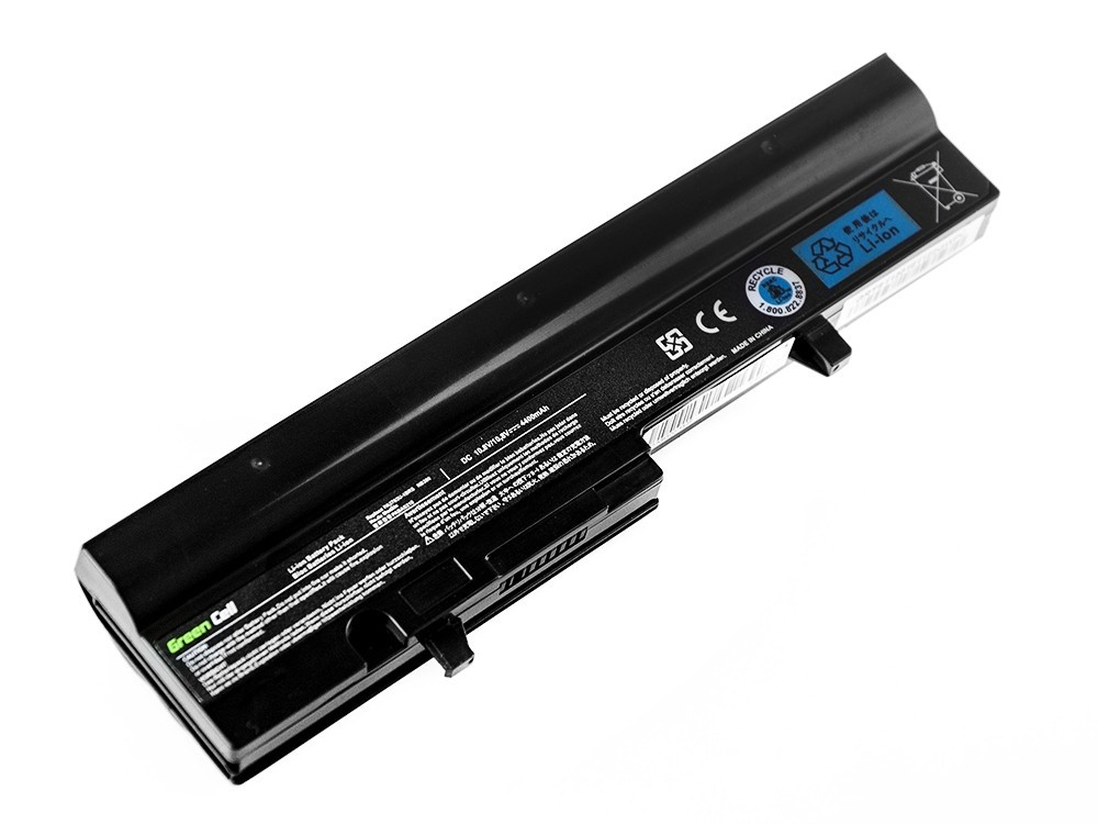 Green Cell Battery for Toshiba Mini NB300 NB301 NB302 NB303 NB304 NB305 (black) / 11,1V 4400mAh